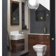 Mereway Bathrooms Adriatic walnut