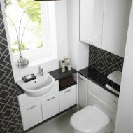 Mereway Bathrooms Sargasso white